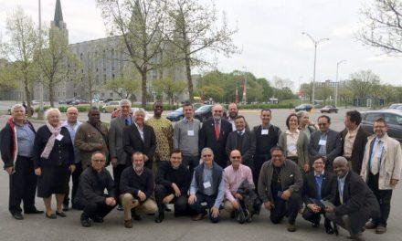 Novo delegado para a América Latina e membro do Conselho Geral da COCTI