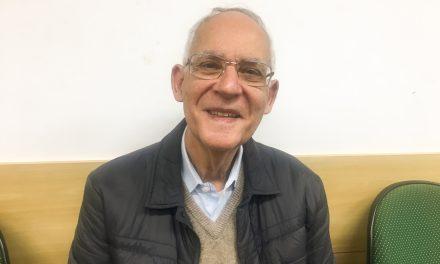 """Entrevista com o Prof. Pe. Mario de França Miranda sobre o lançamento de seu livro """"A Igreja em transformação"""""""